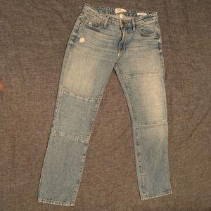 Le grand garçon denim jeans, size 24.